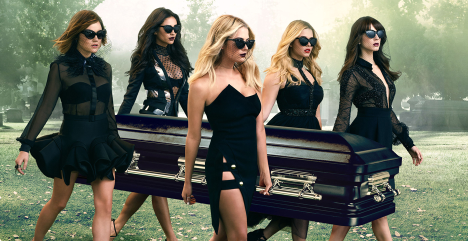 Freeform's  Pretty Little Liars was the third most watch TV show of 2017 and is a great example of indirect violence in the form of relational agression