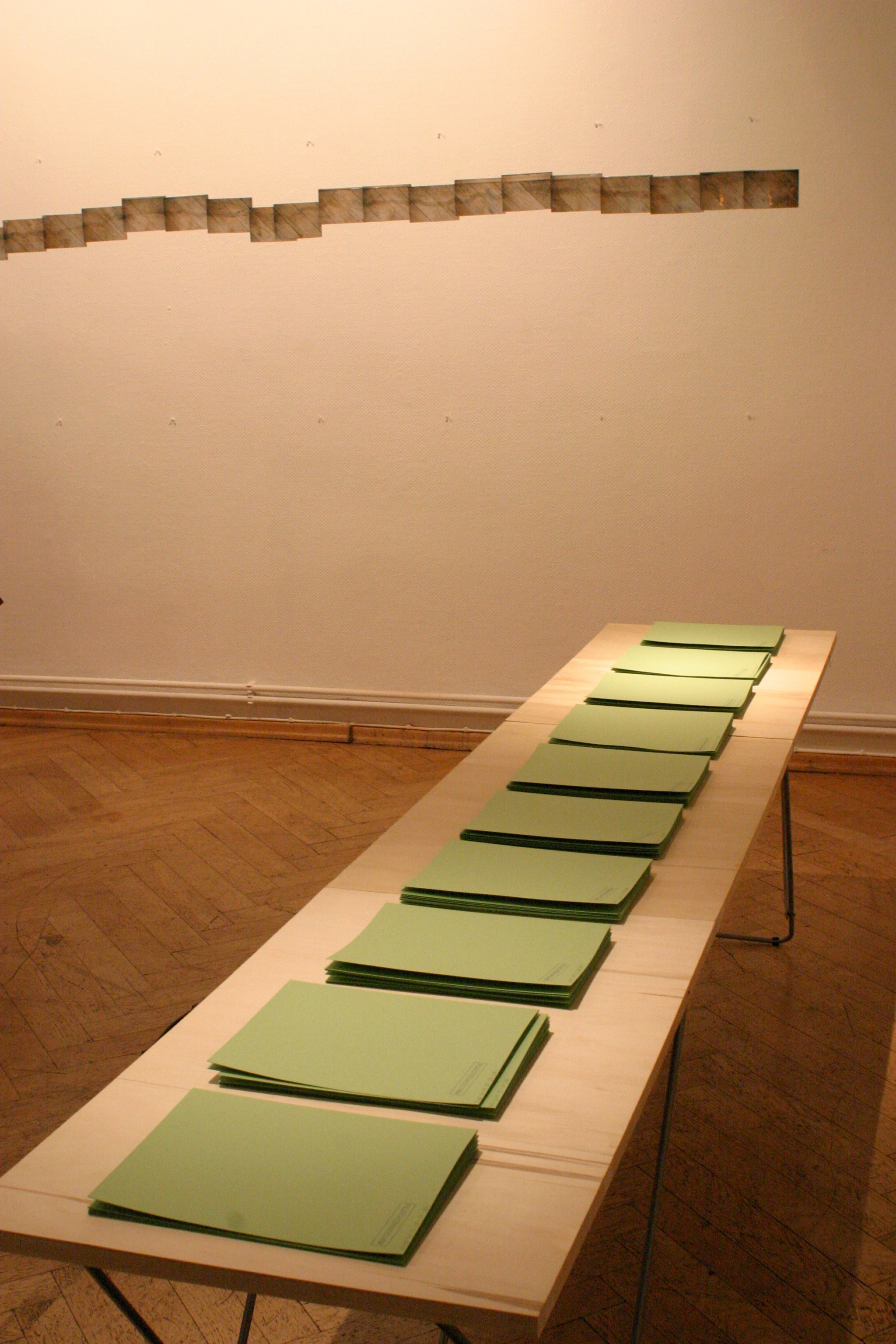 Installation and Photo by Janine Eggert