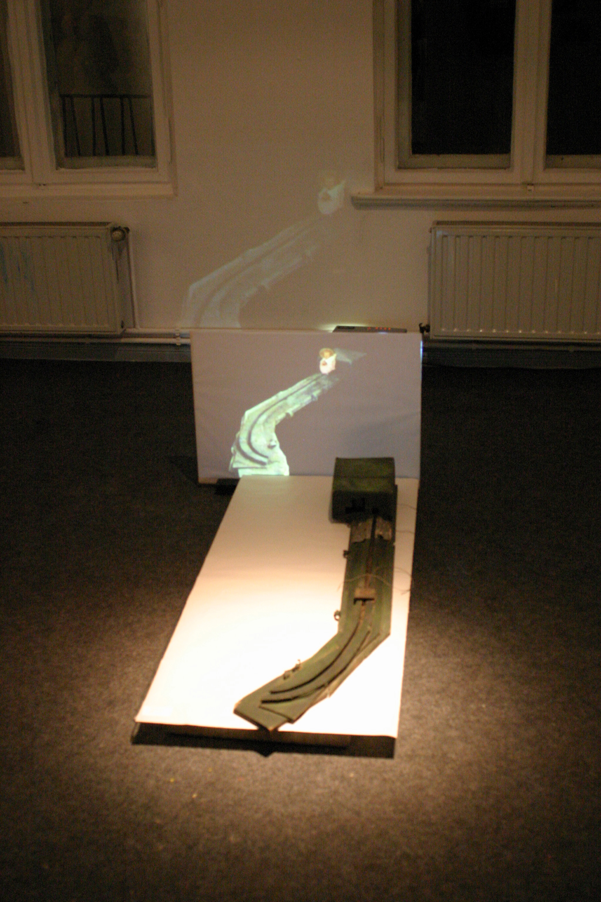Installation and Photo by Gabriele Heller