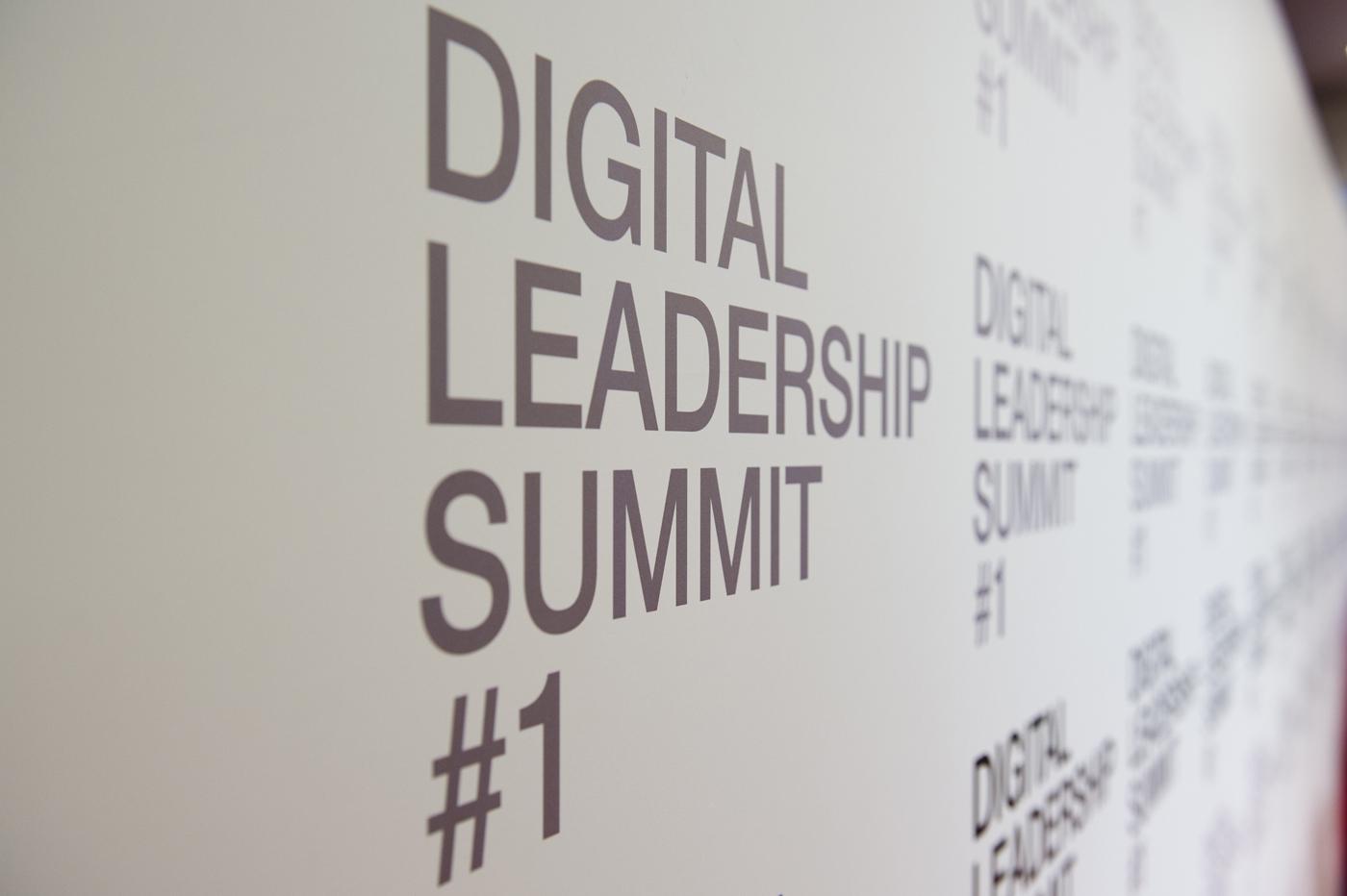 Digital Leadership Summit 2016