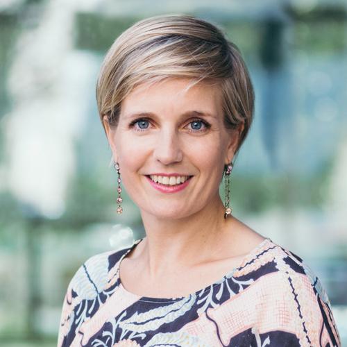 Frauke von Polier, SVP People and Organization Zalando
