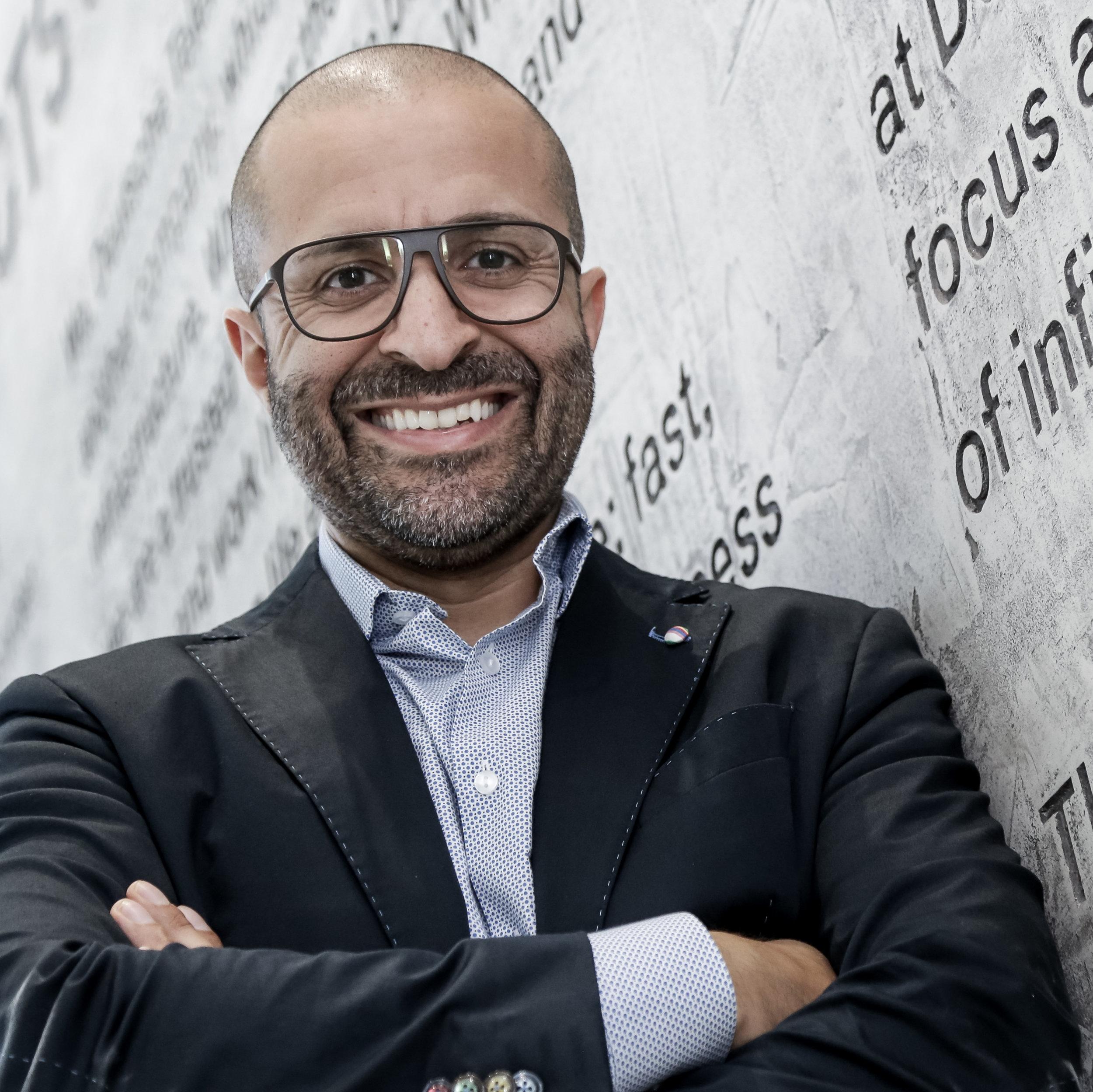 Dr. Reza Moussavian   SVP Digital & Innovation (HR), Deutsche Telekom AG