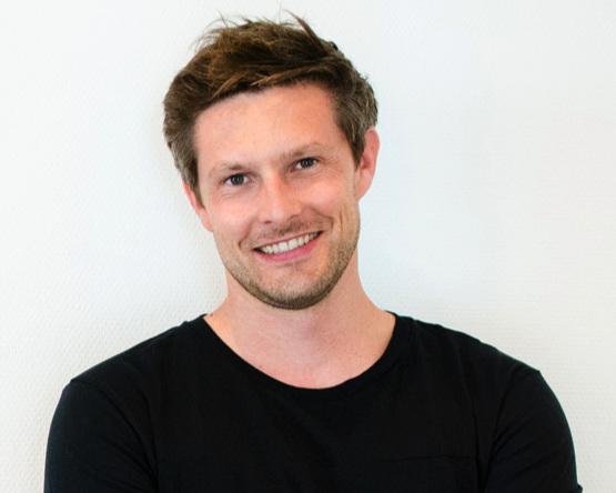Sven-Oliver Pink    Gründer & Geschäftsführender Gesellschafter, FOND OF GmbH