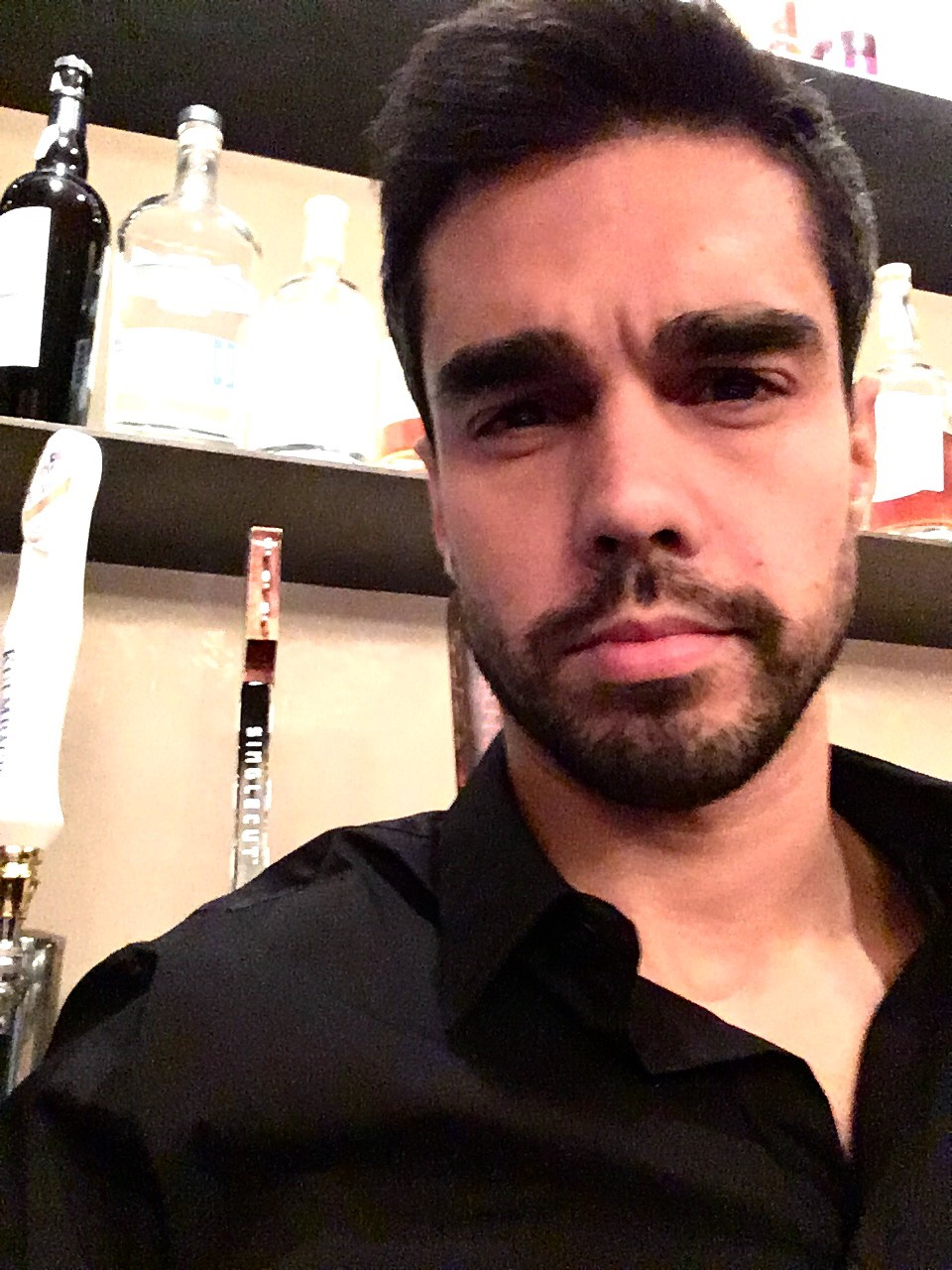 The Bartender on season 5 episode 12 for    The Blacklist