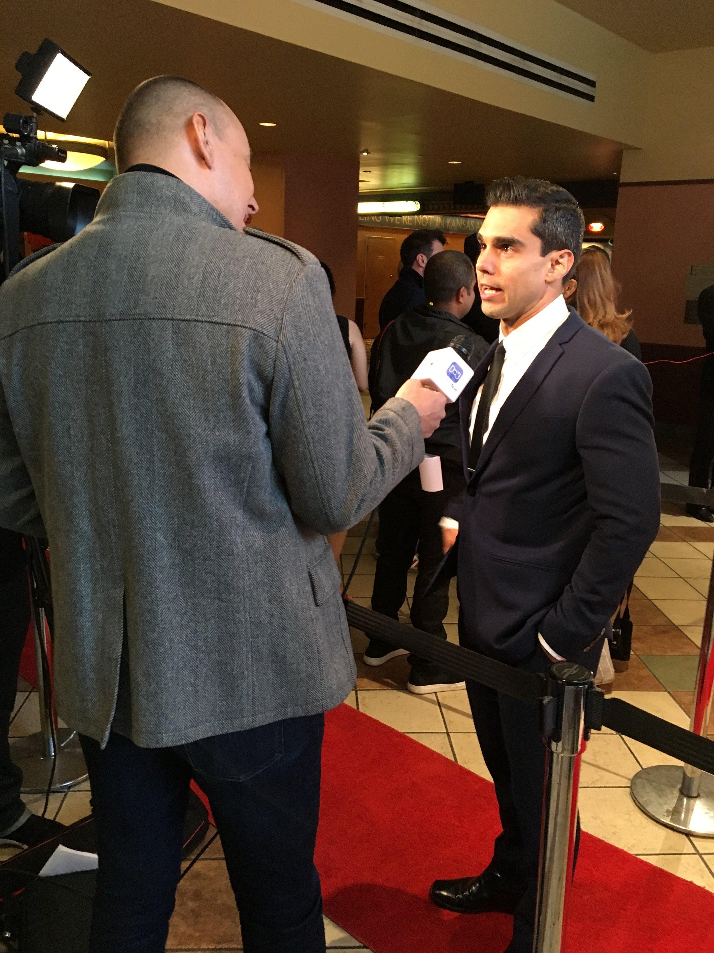 Havana Film Festival New York's red carpet for the film  Bx3M