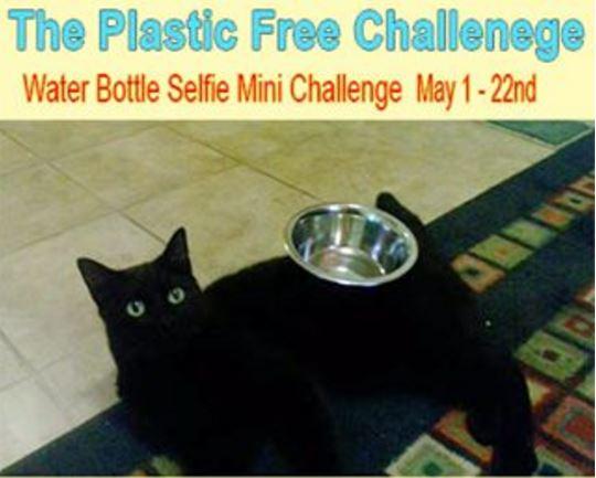 Ghostie Water Bottle Selfie.JPG