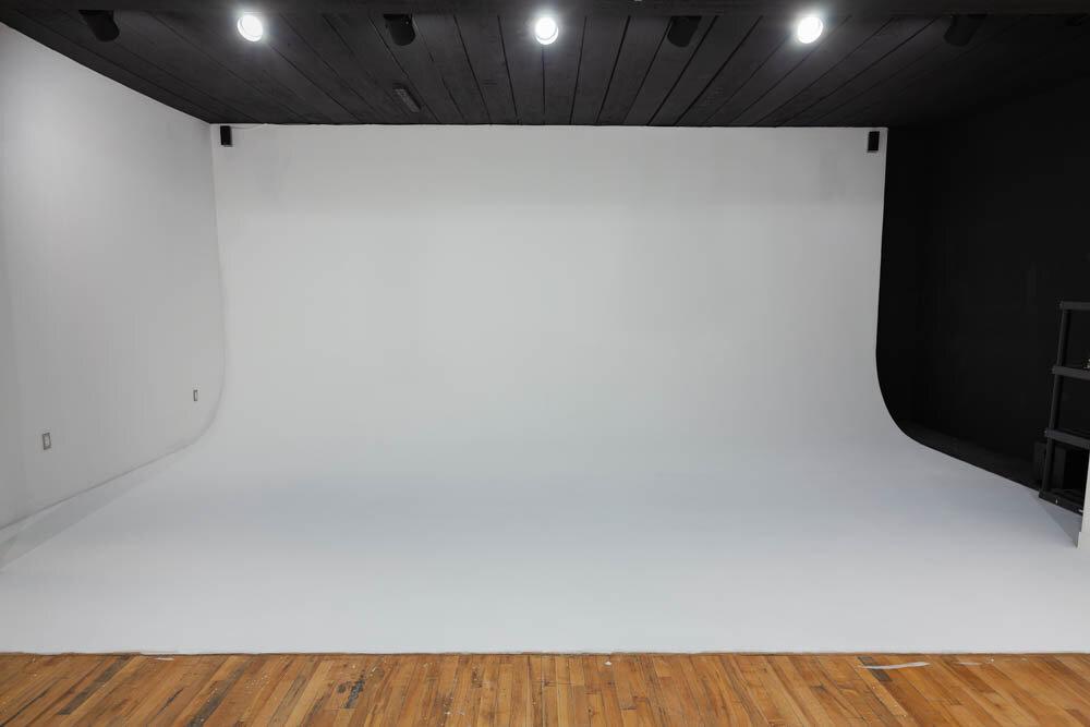 Studio A- Cyc Wall