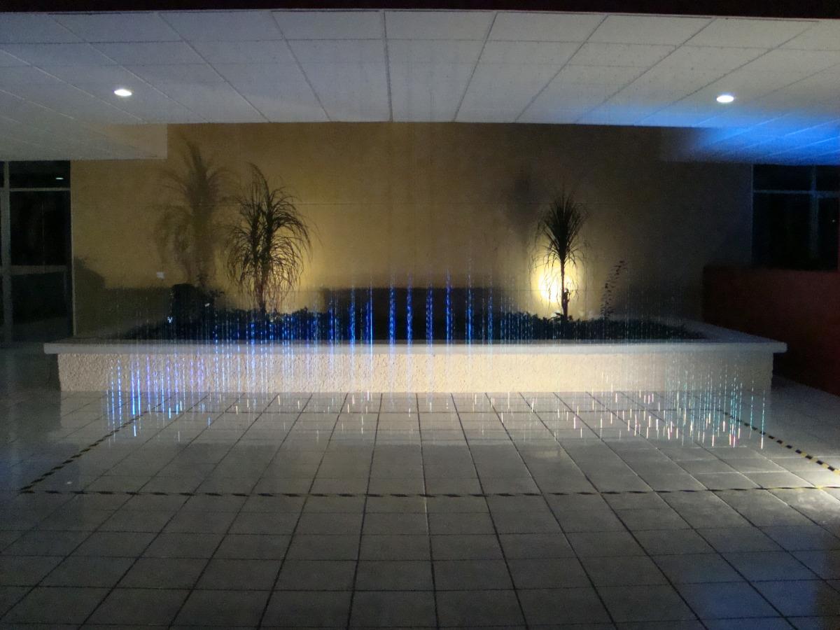 A Flood of Tears   Cancun, Mexico   Thread and Needles   16' x 9' 2010