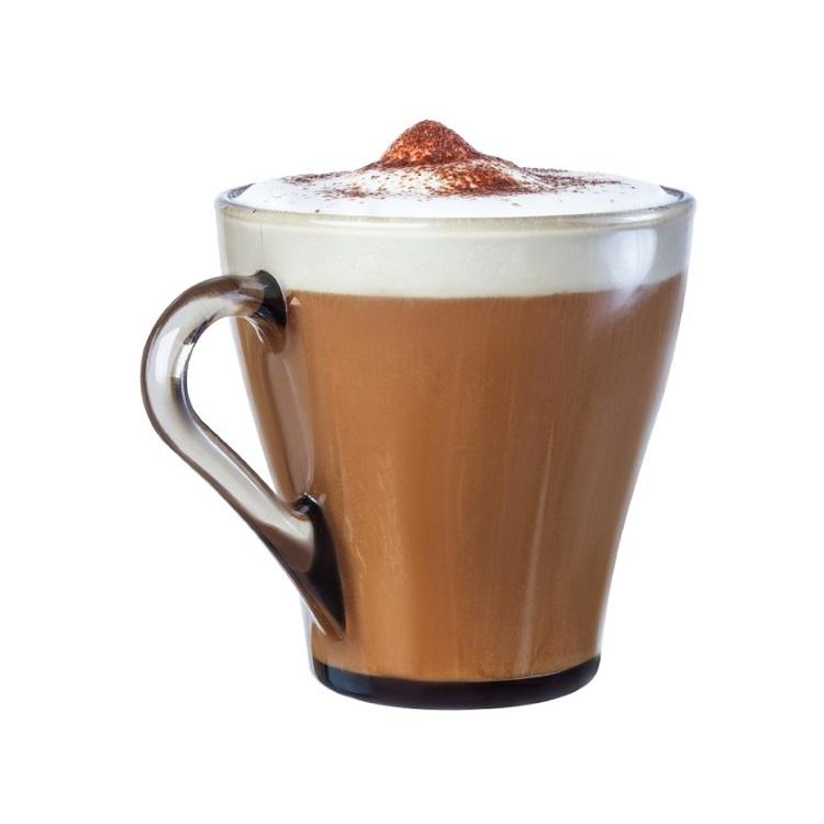 NITRO BOM   Add 2 parts BOM BOM to 3 parts nitro brewed coffee. A favorite new recipe at many bars.