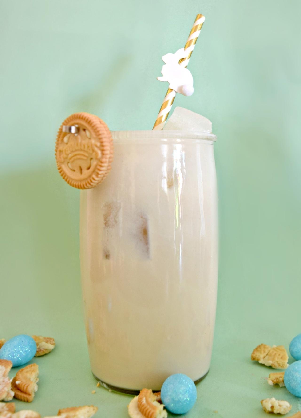 BOM BOM Egg Cream Soda Recipe