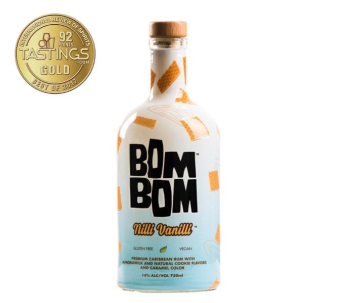 Nilli Vanilli Bottle