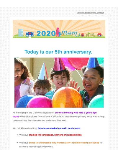 9.15.16 2020 Mom turns 5!