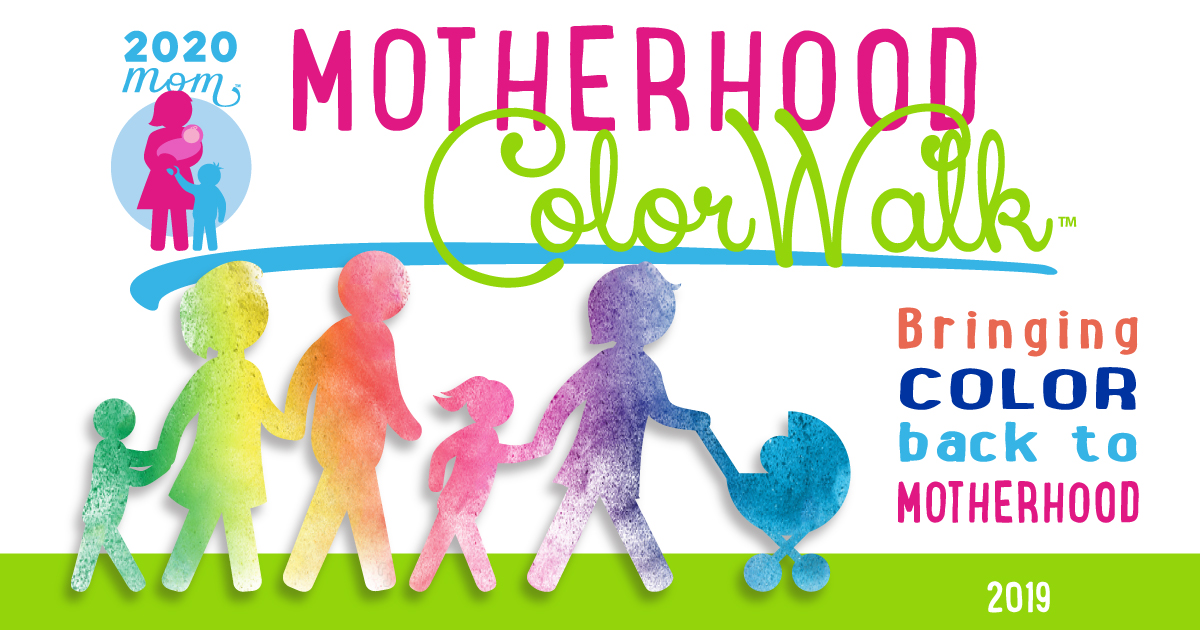 2020 Mom ColorWalk - Bringing Color Back to Motherhood