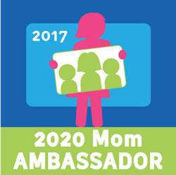 2017 – 2020 Mom Ambassador
