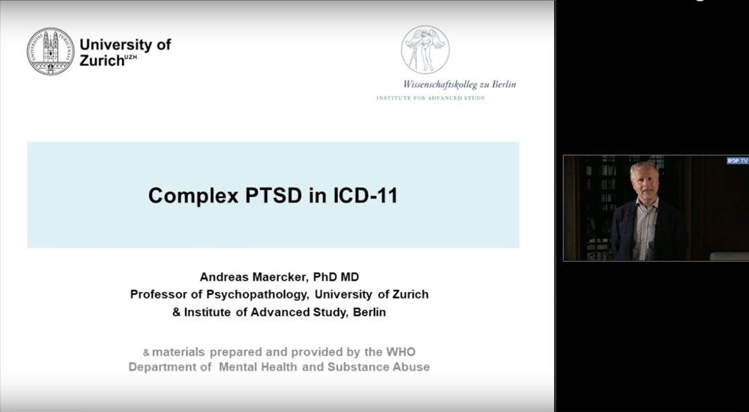 Complex PTSD in ICD-11