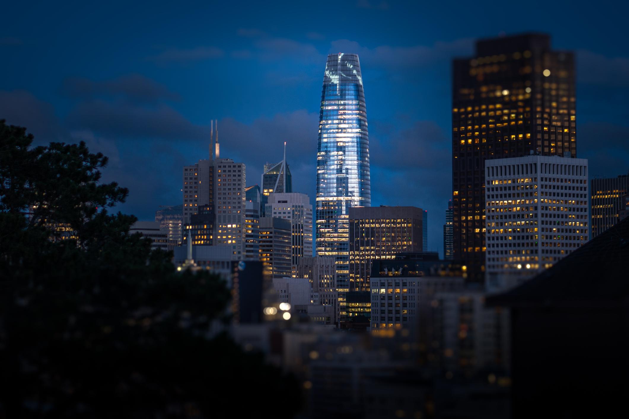 Salesforce TI – Salesforce Tower