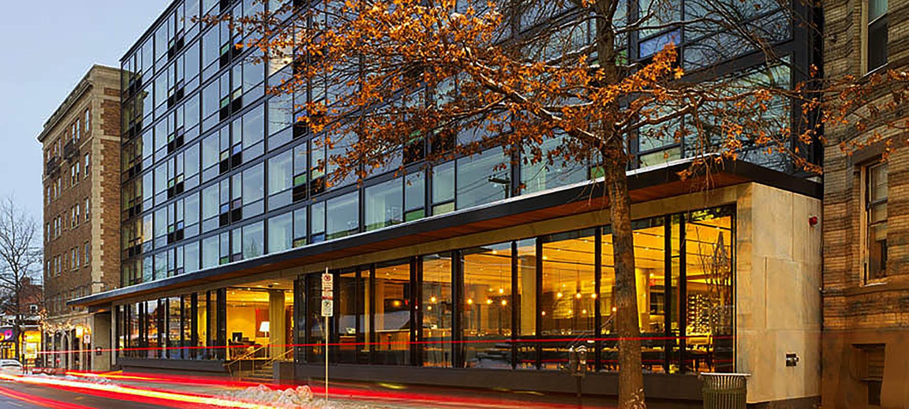 Study Hotel 1157 Chapel Street New Haven CT 06511