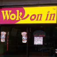 Wok on In 1409 Chapel Street  (203) 773-3999