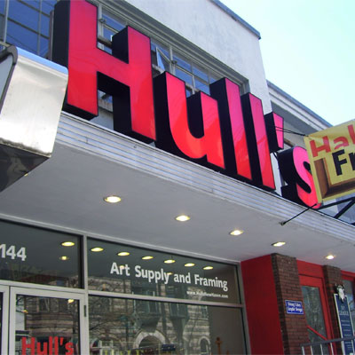 Hull's Art & Framing1144 Chapel St (203) 865-4855
