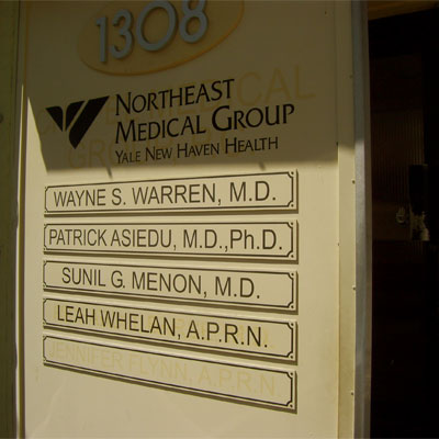 North East Medical Group P.C.1308 Chapel Street (203) 865-5111