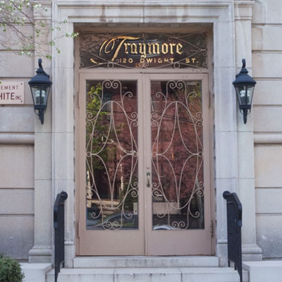 Traymore Apartments120 Dwight (203)745 4764