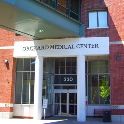 Orchard Medical Center 330 Orchard Street (203) 777-7895