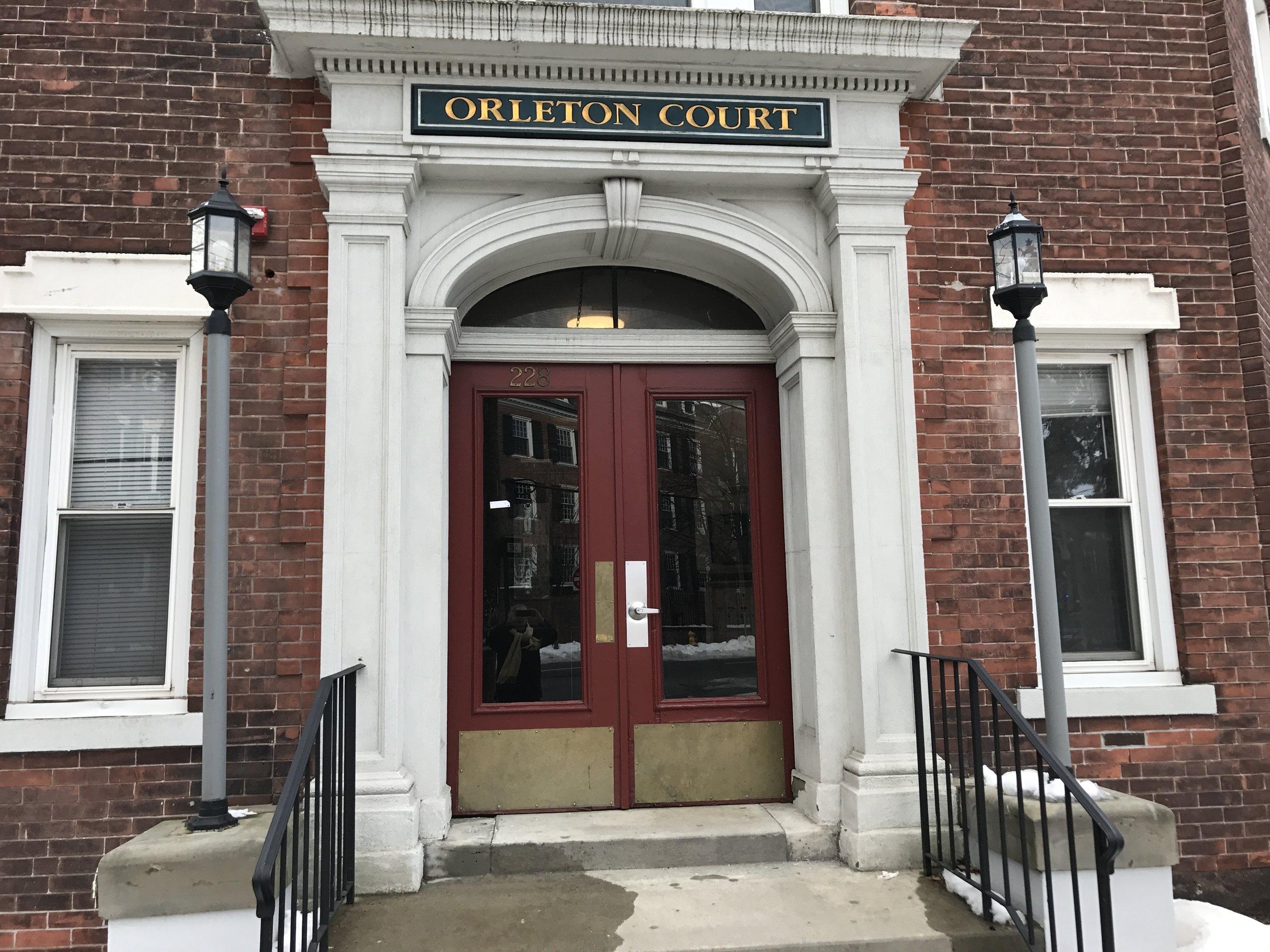 Orleton Court 224 228 Park    (203) 776 4466
