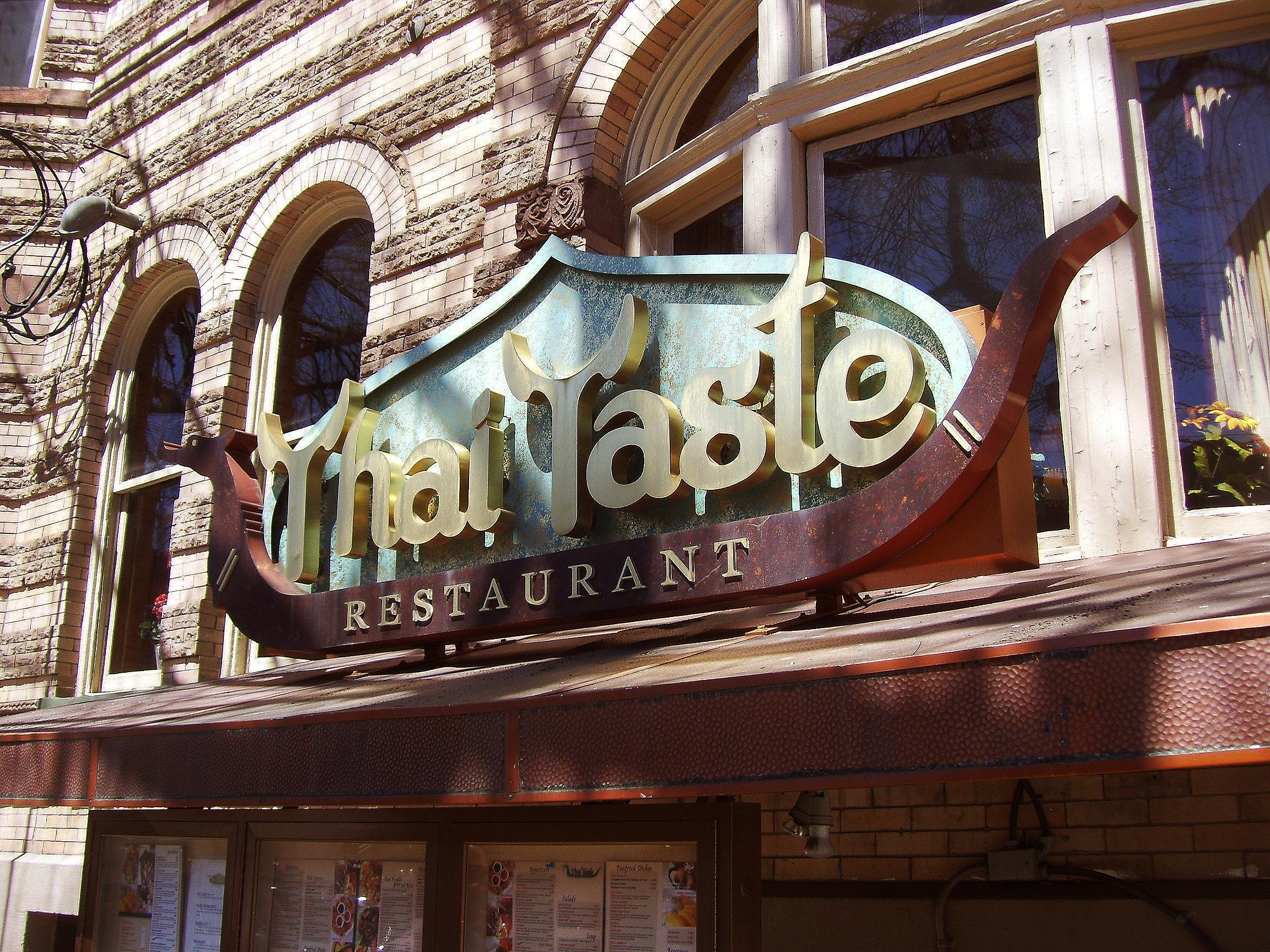 Thai Taste1151 Chapel Street (203) 776 9802