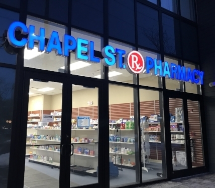 Chapel Street Pharmacy 1245 Chapel Street (203)777 2227
