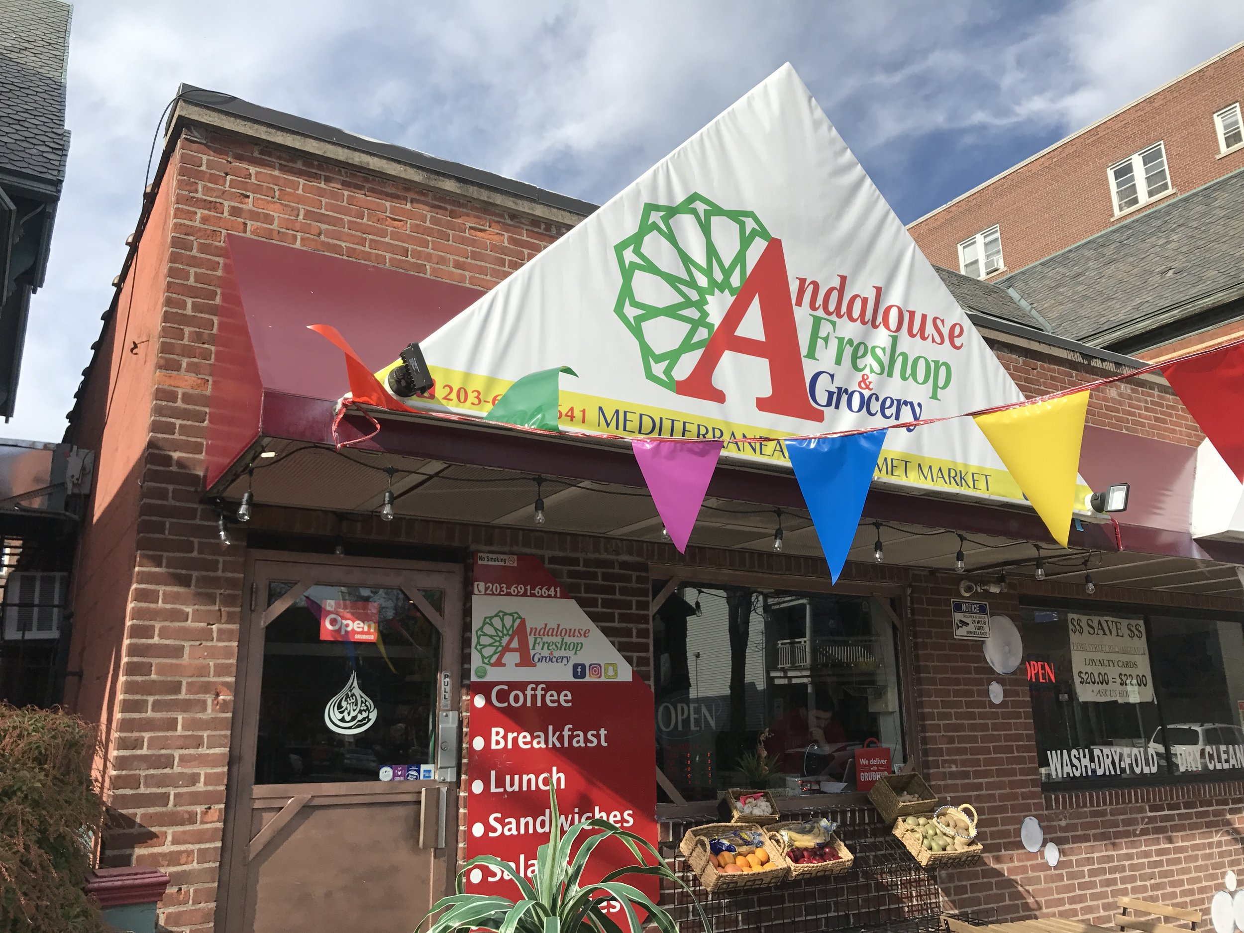 Andalouse Freshop Grocery 96 Howe (203) 691 6641