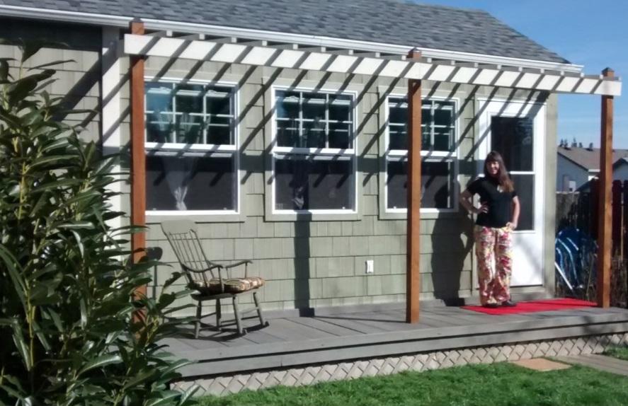 Christine & Creon's Tiny Home