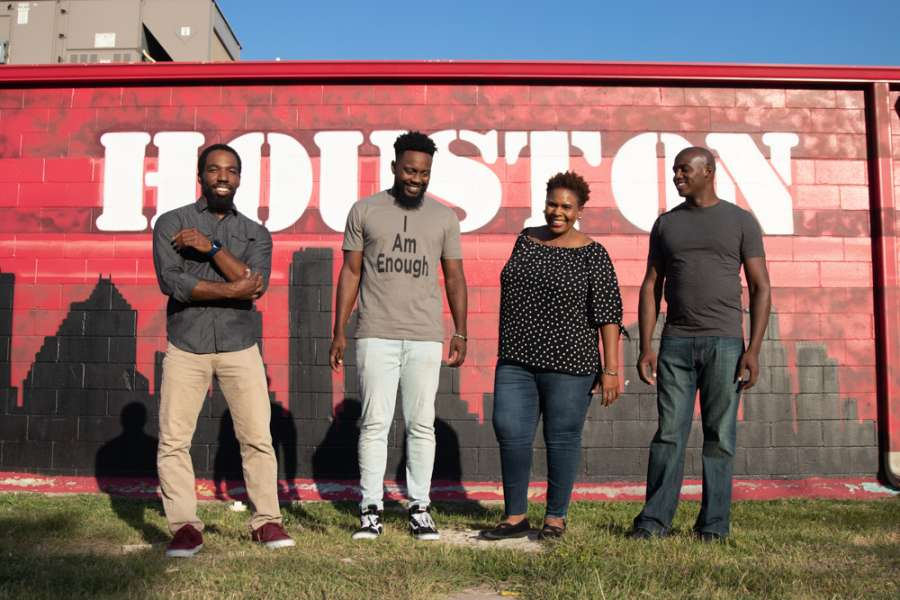 ..the biggest Houston improv success story.. - Houston Chronicle, 1-9-2019