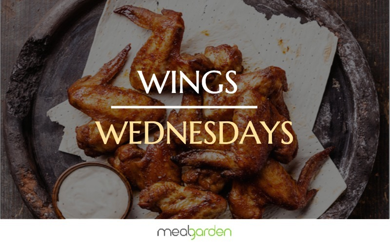 Wings Wednesdays Infographic