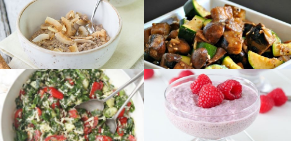 Our keto recipe collection is packed with tasty and colourful meals! Hope you enjoy!