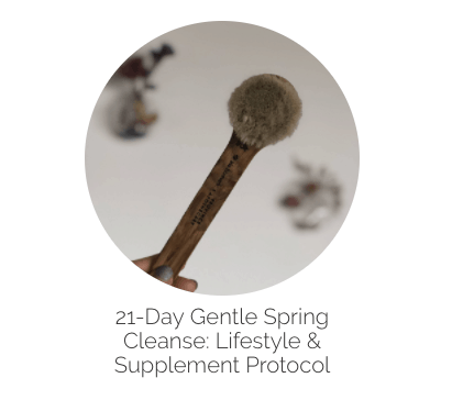 21 day gentle spring cleanse