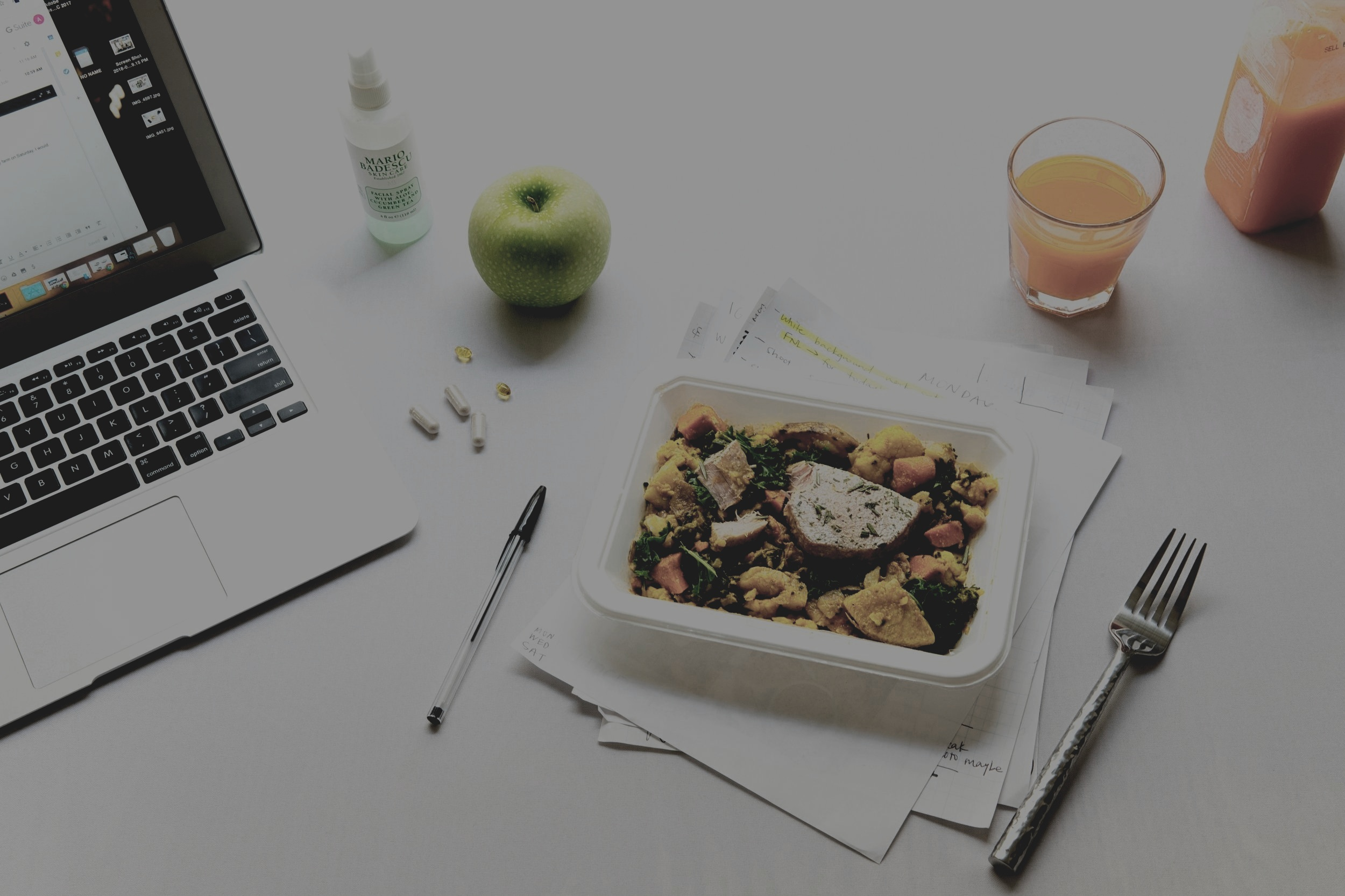 Upgrade your wellness business - …with our scientific algorithm, customizable meal plan templates, and client management & interaction tools.