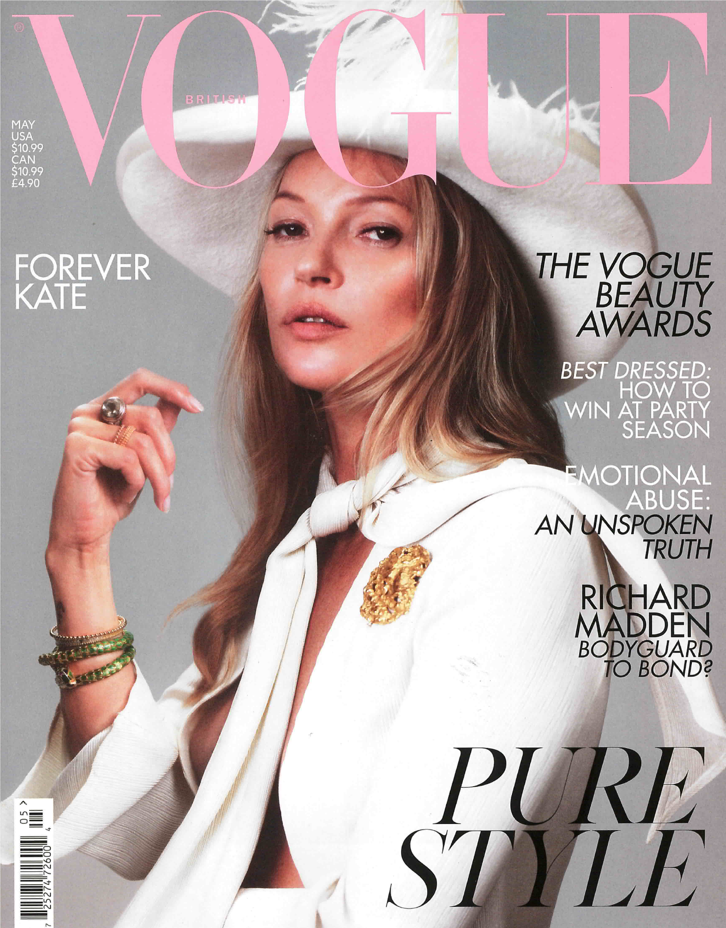 VOGUE UK MAY 2019 ISSUE
