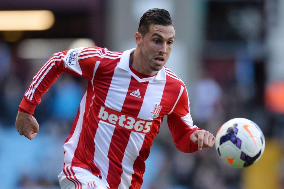 Soccer Star Geoff Cameron  (Source:  PAUL ELLIS/AFP/GETTY IMAGES)