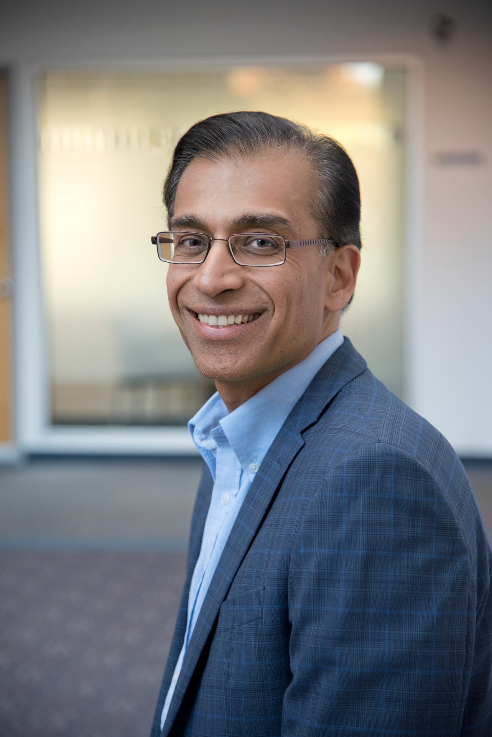 Yogesh Gupta, CEO, Progress
