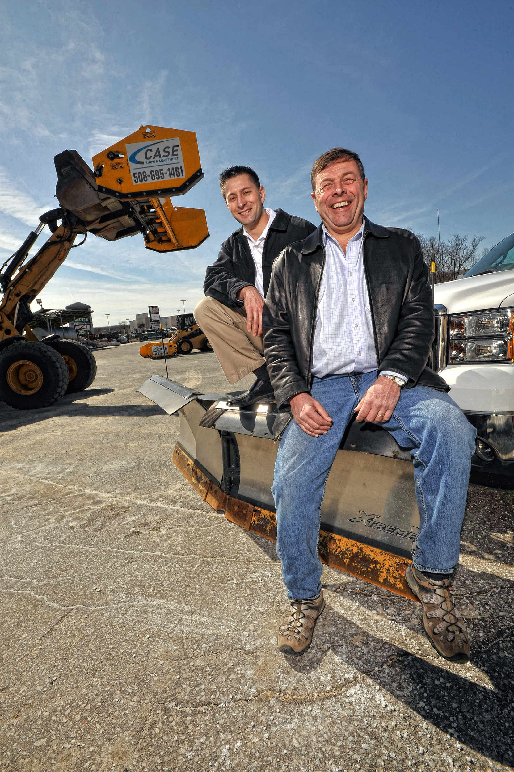 Father & Son Construction Business