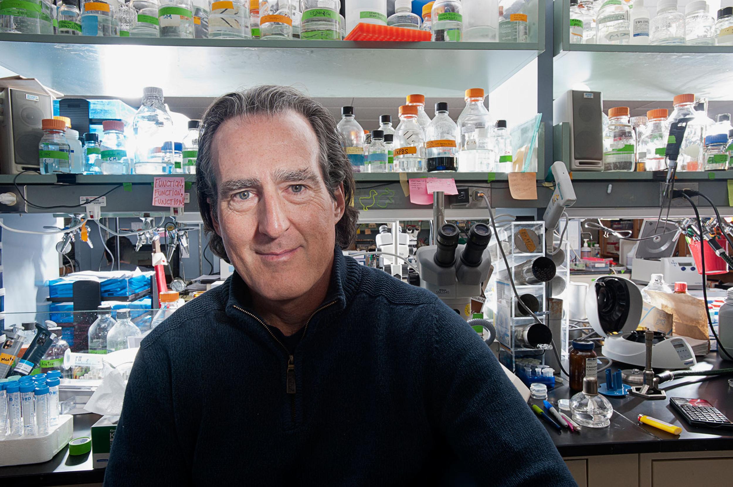 Craig Mello,Nobel Prize Winner