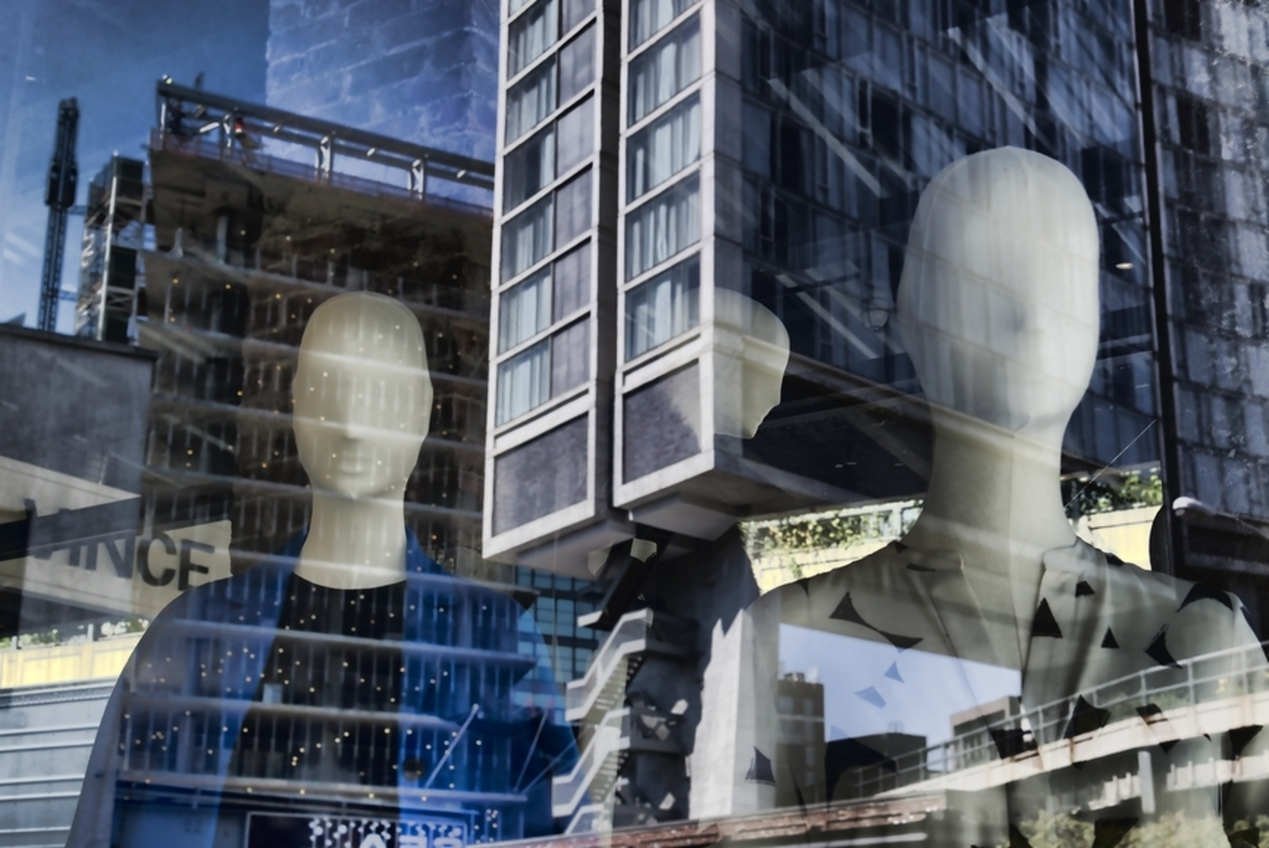 Mannequins & Reflections