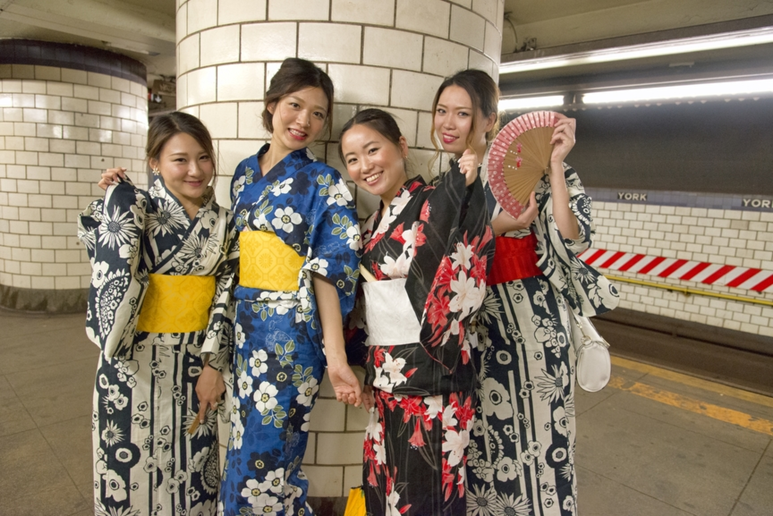 Subway Geishas