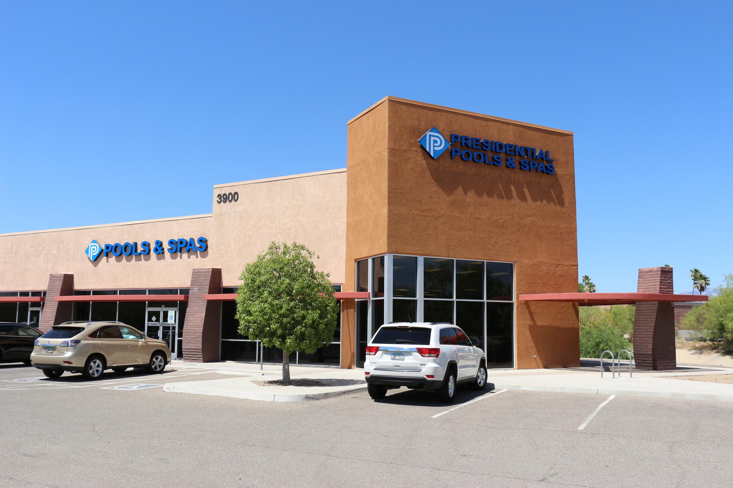 Tucson-Presidential-Pools-office