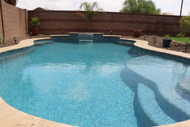 Arizona Pool Builder Presidential Pools Spas Patio Of