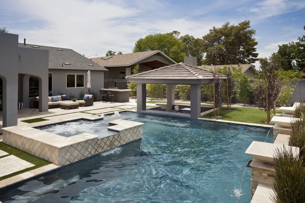 Geometric Pool - 2 - Phoenix