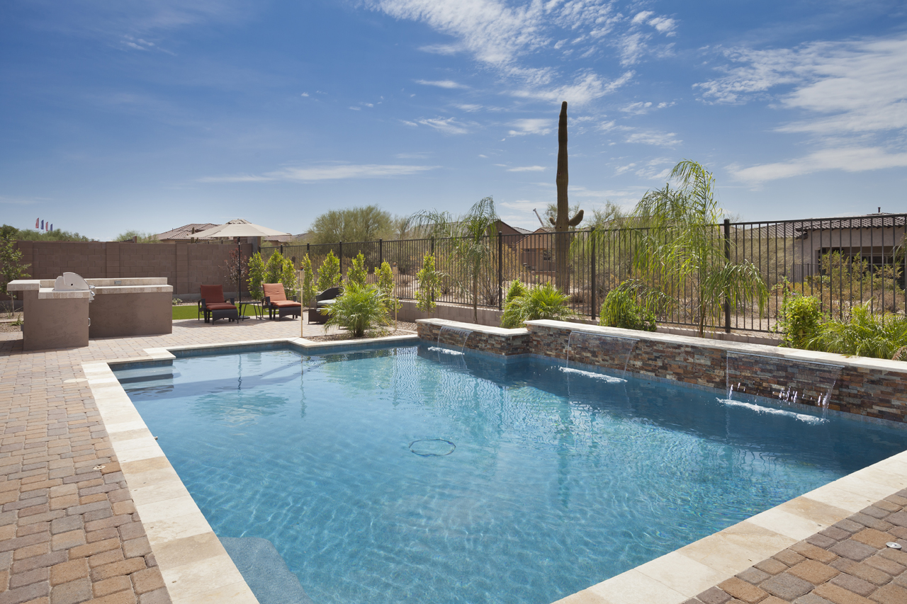 Geometric Pool - 9 - Phoenix