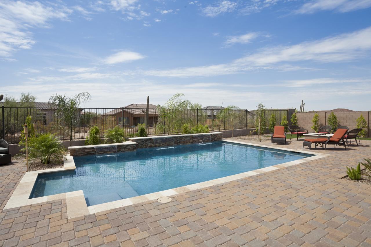 Geometric Pool - 11 - Phoenix