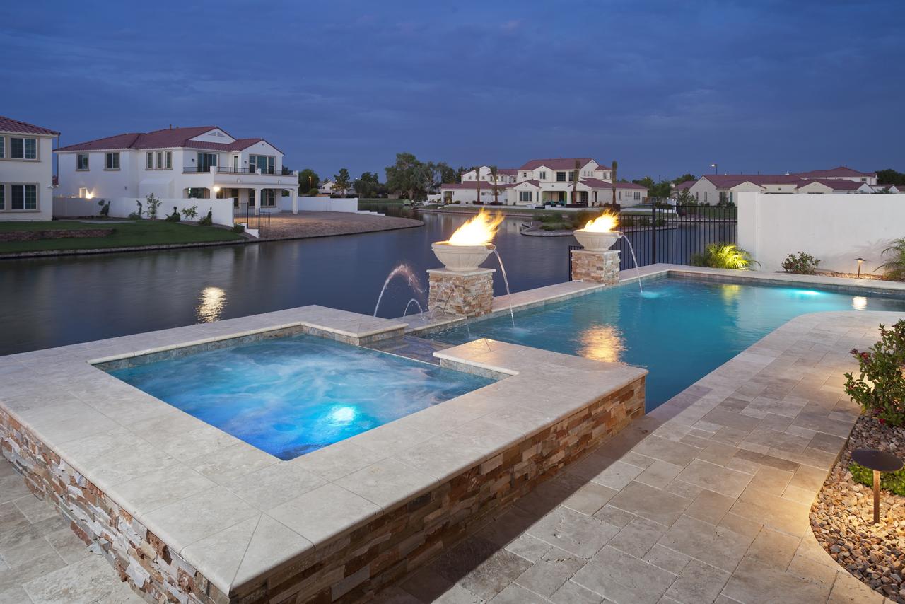 Geometric Pool - 18 - Scottsdale