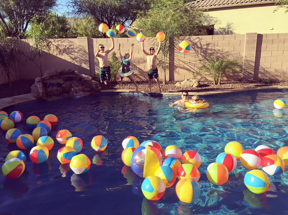 Phoenix Party Pool